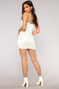 Pure Enchantment Dress - Ivory