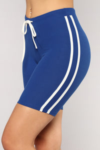 Time For Tennis Long Sleeve Set - Royal
