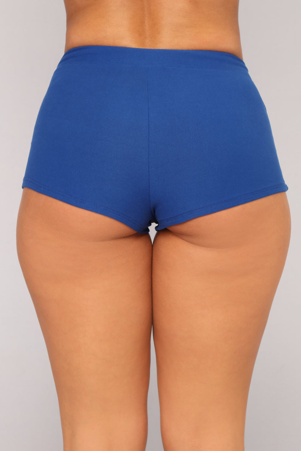 Play A Game Of Tennis Short Set - Royal/White