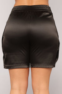 Amaya Shorts - Black