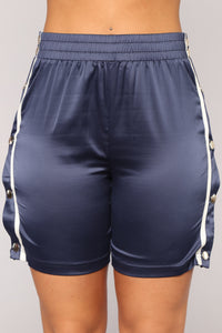 Amaya Shorts - Navy
