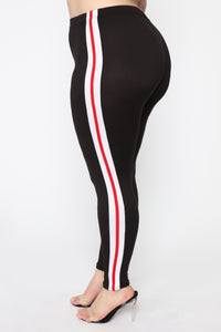 On My Way Leggings - Black