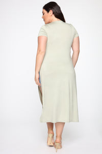Under Exposed Tunic - Sage
