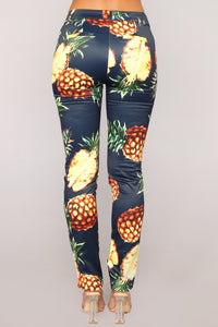 Sweet And Sour Pants - Navy