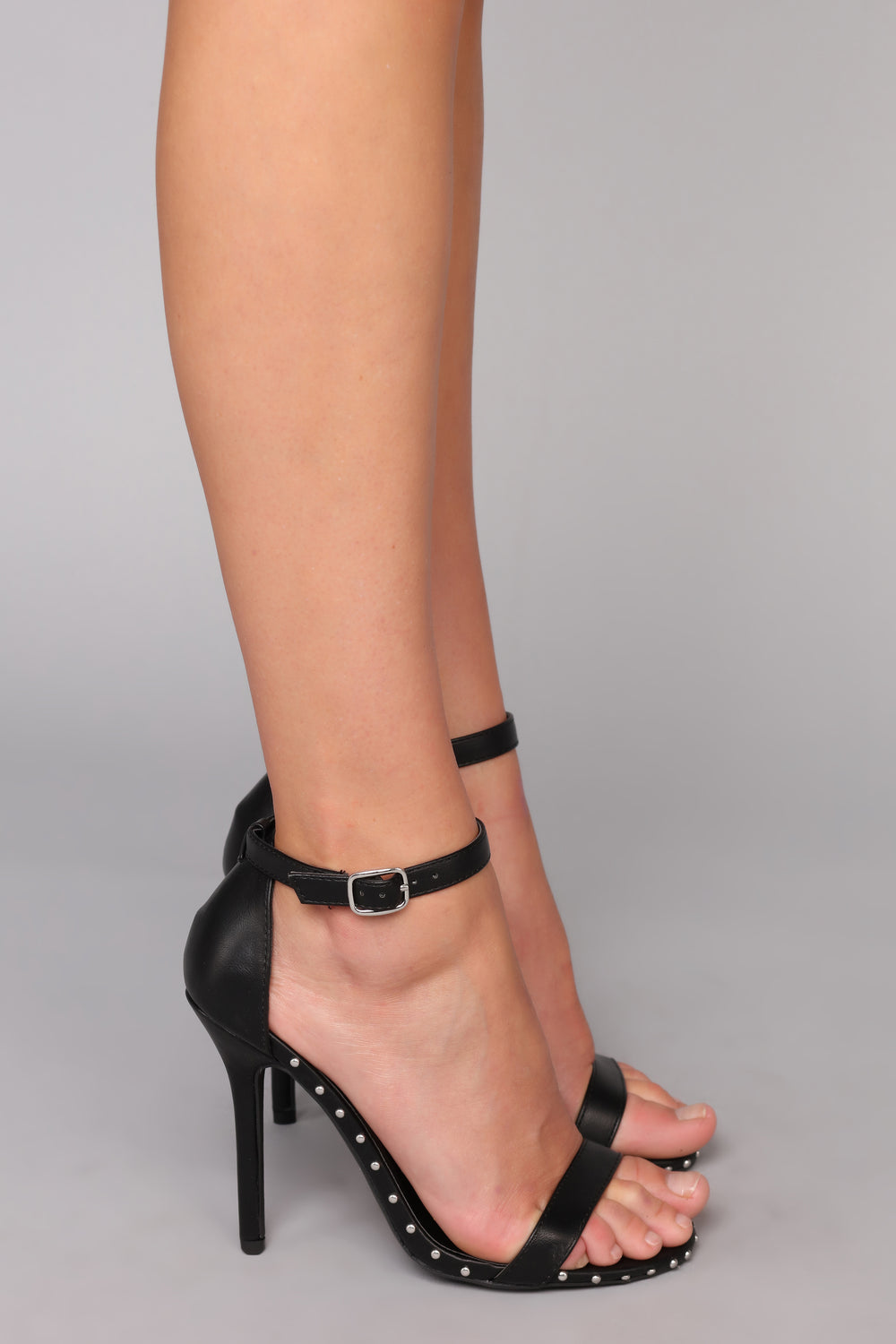 More Space Heel - Black