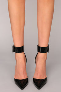 So Pumped Heel - Black