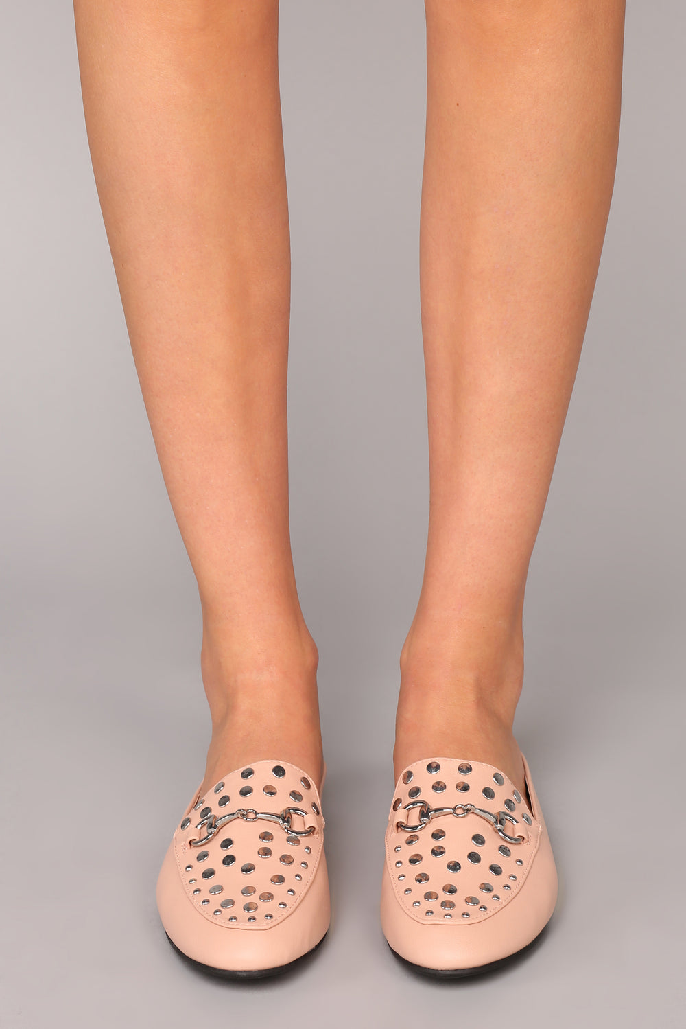 Attracted To A Stud Flats - Blush