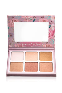 Trend Beauty Heavenly Hues Highlighting Palette