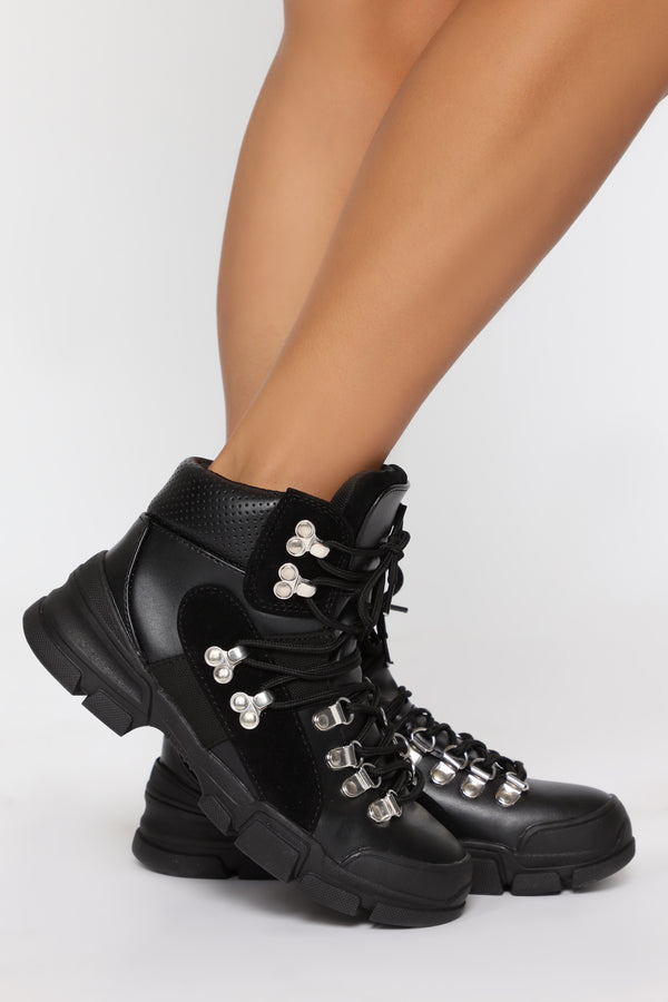 e5799ebb291 Higher Expectations Sneakers - Black