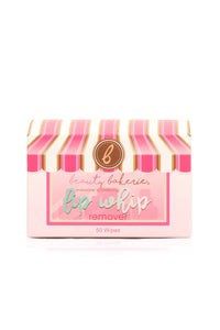 Beauty Bakerie Lip Whip Remover - 50 pieces Angle 1