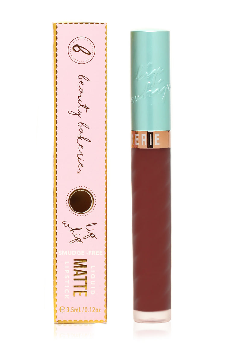 Beauty Bakerie Matte Lip Whip - Cranberry Stiletto