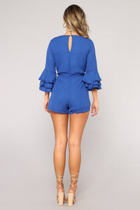 Sophie Romper - Royal