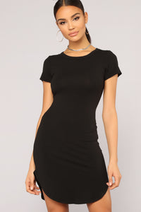 Tina Tunic - Black
