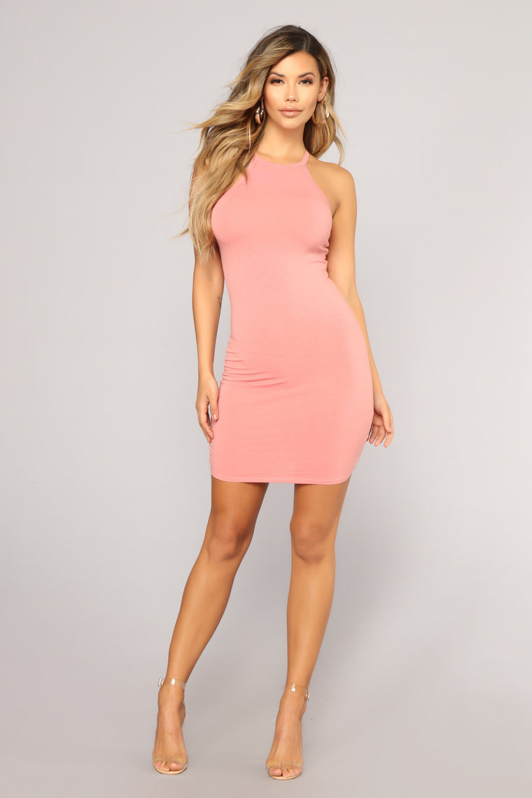 Perfect Summer Dress - Rose