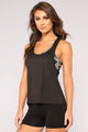 Pull Rank Active Top - Grey
