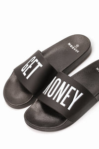 Money Slides - Black