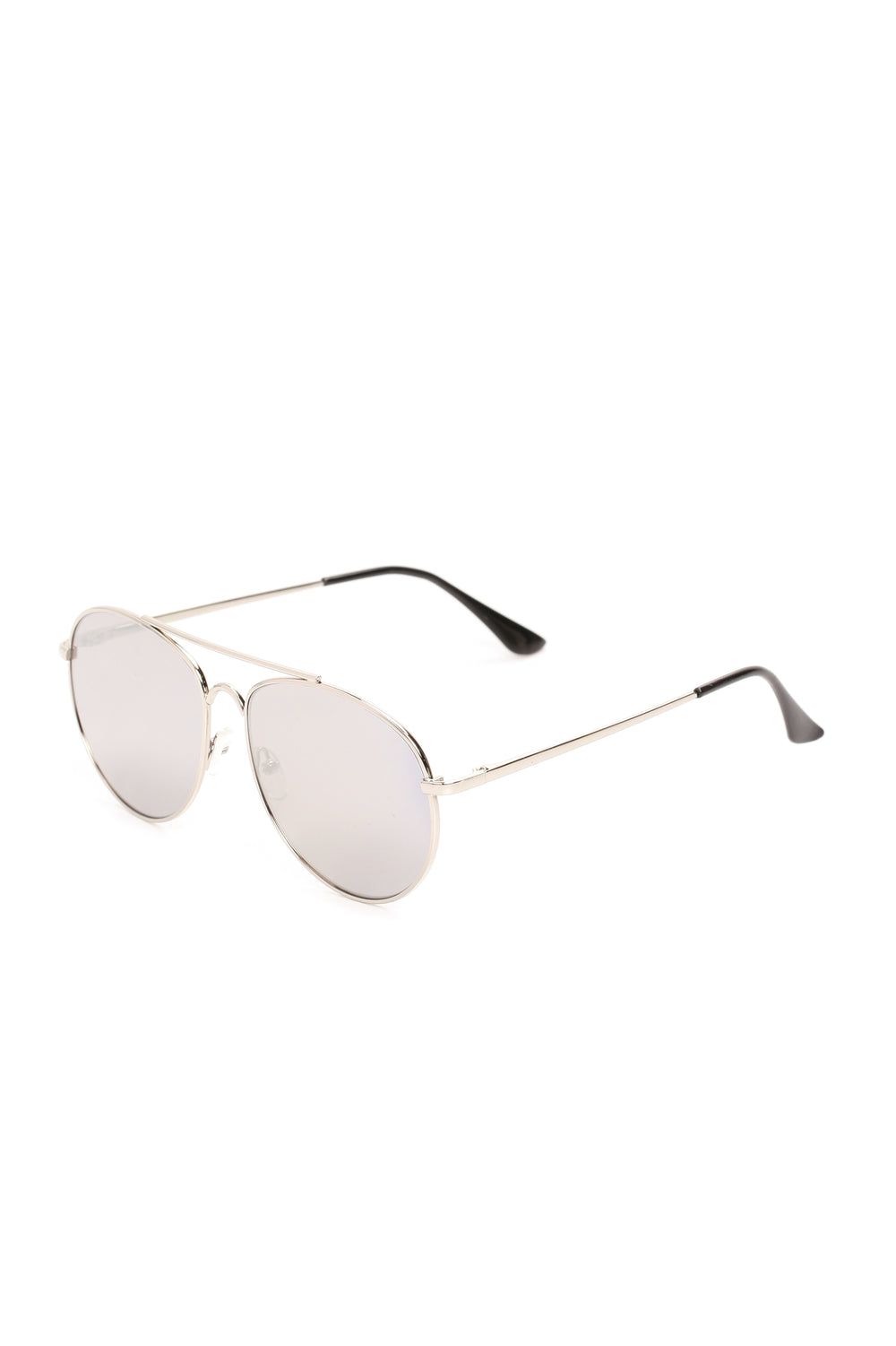 Baldwin Sunglasses - Silver