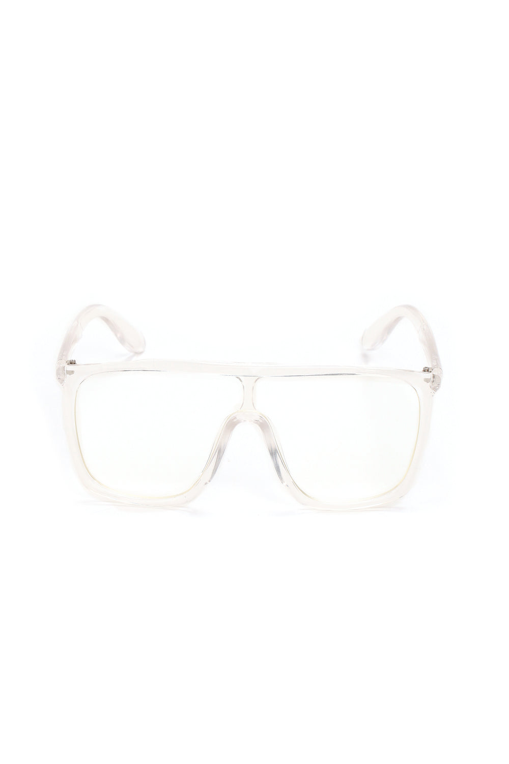Clarity Sunglasses - Clear