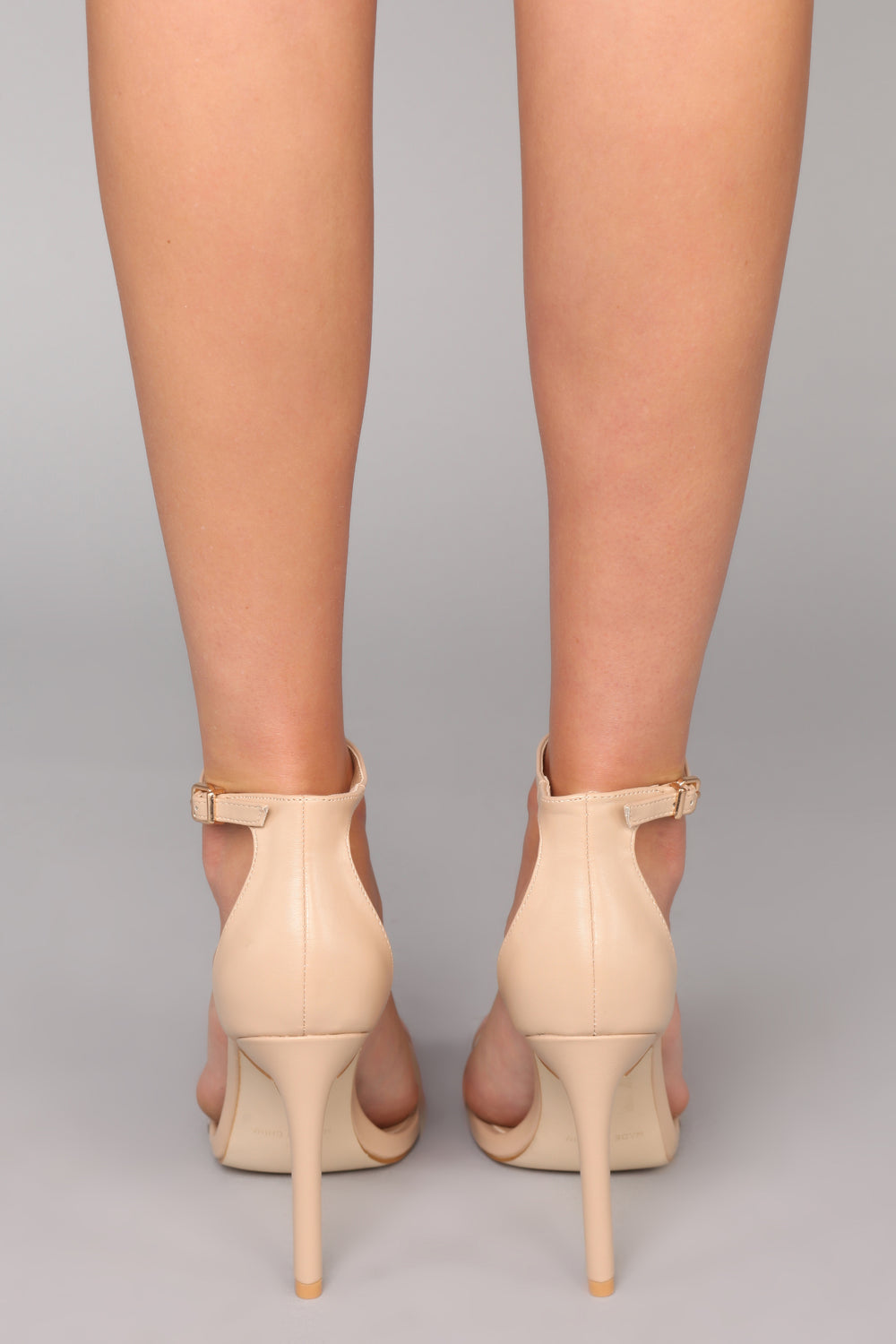 Found Myself Heel - Nude