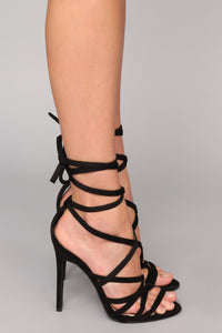 Take Time Heel - Black
