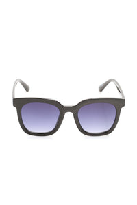 Lack Of Communication Sunglasses - Black/Smoke
