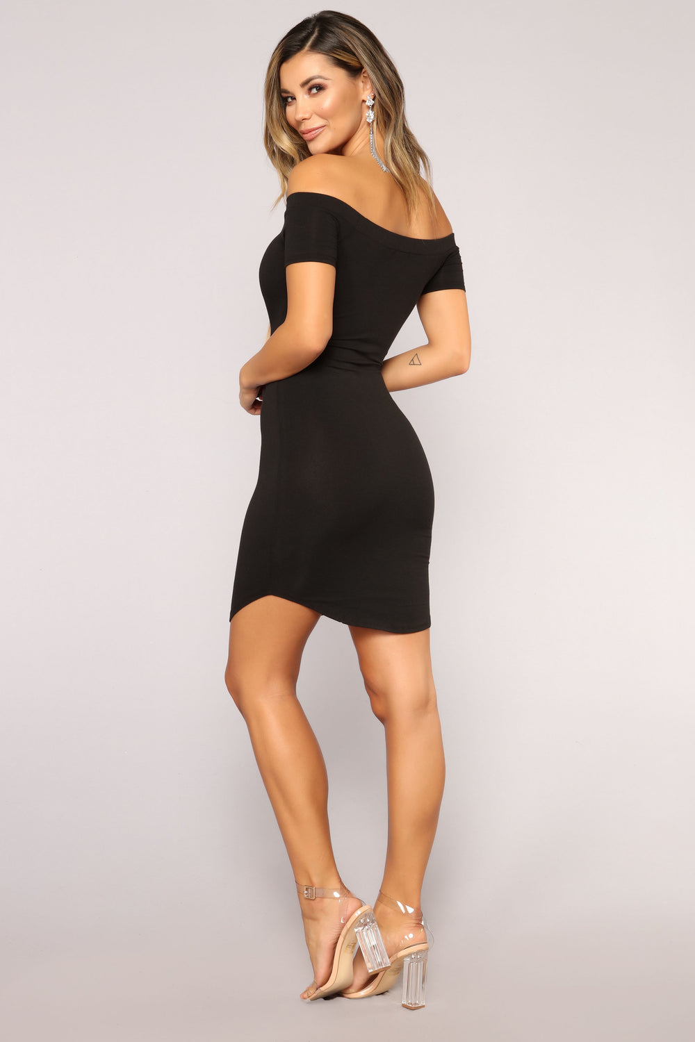 Summer Nights Dress - Black