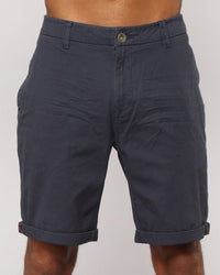 Glover Chino Shorts - Blue