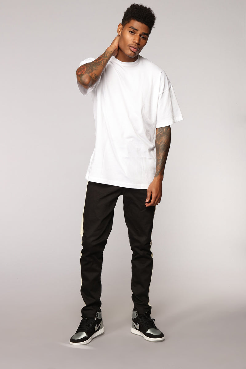 Essential Oversize Tee - White