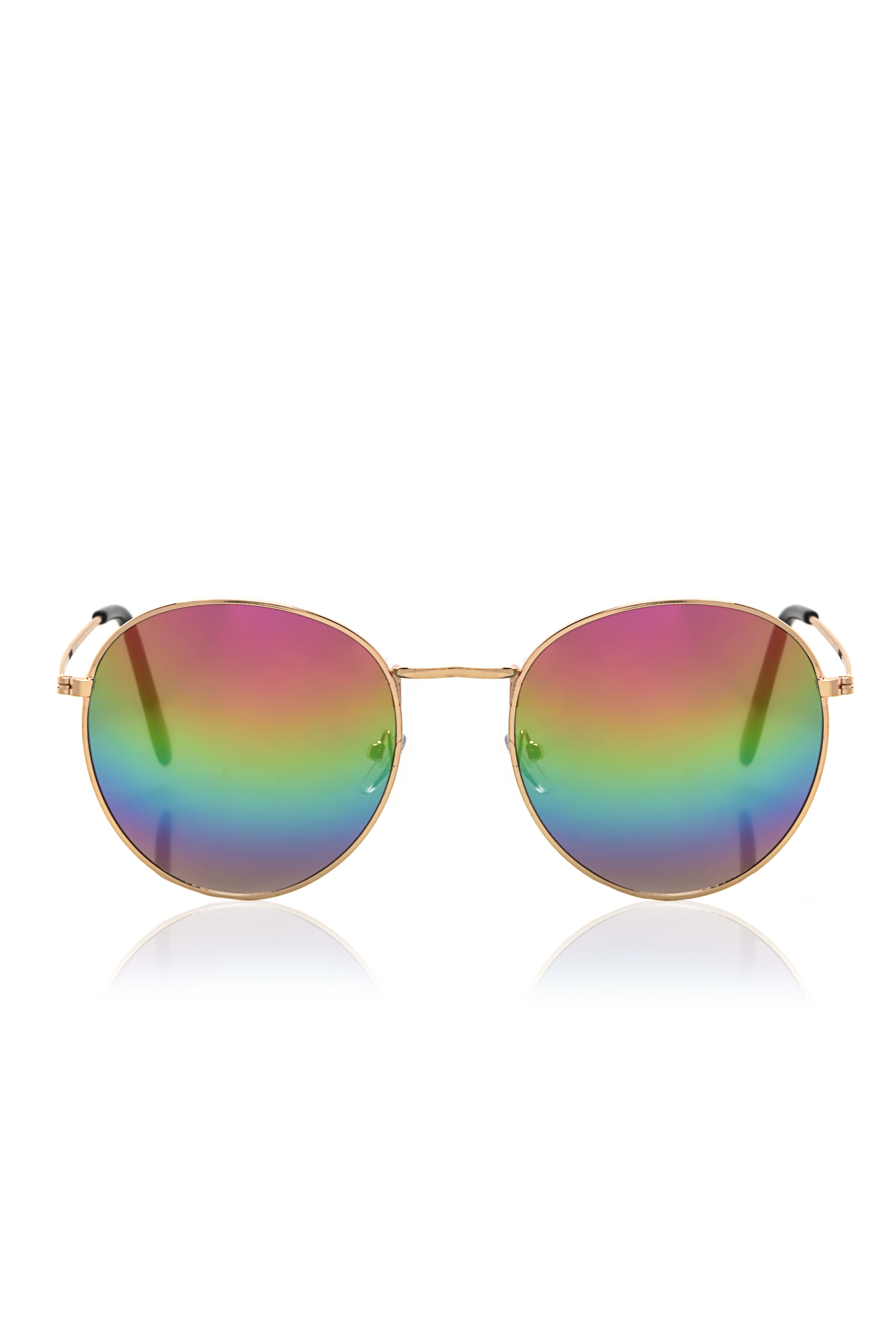Vision Sunglasses Gold Psychedelic Sunglasses Psychedelic Vision SzVpMU