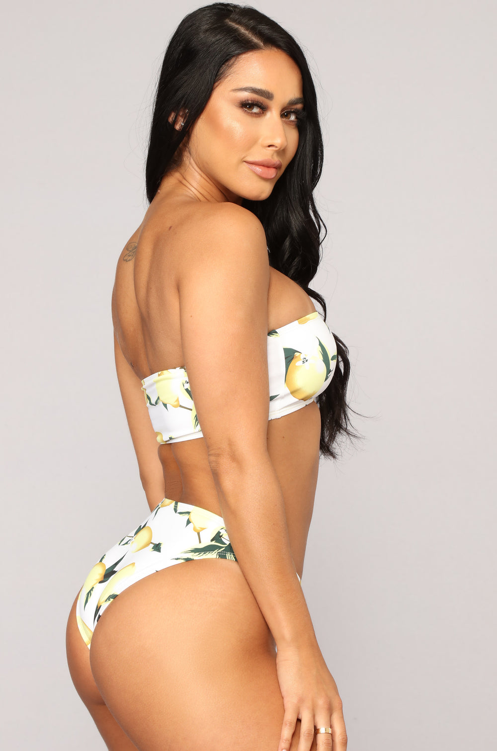 Lemonade Stand Bikini Set - Yellow