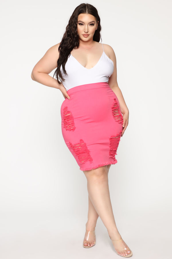 3d61163e49 Plus Size - Skirts