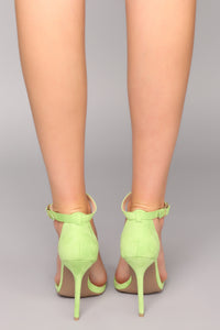 The Last Word Heel - Green