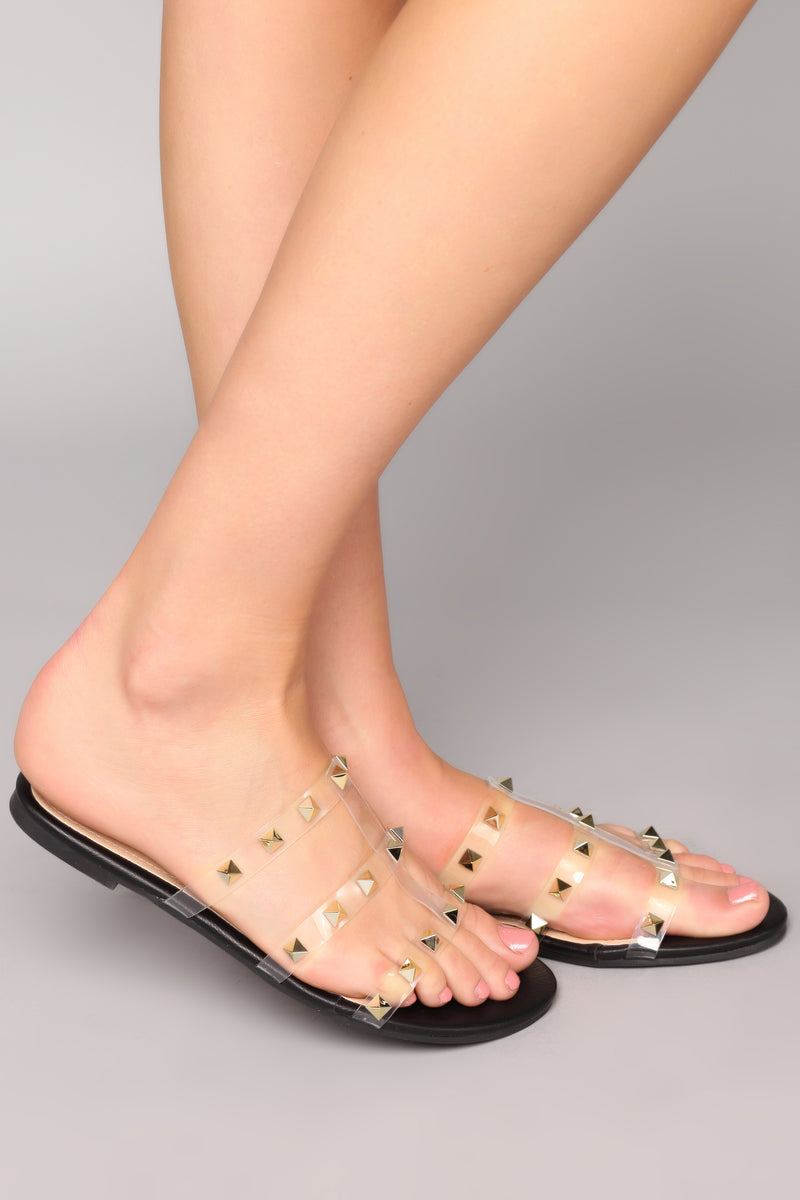 Something Special Sandal - Black
