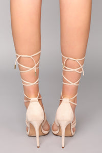 Back And Forth Forever Heel - Nude