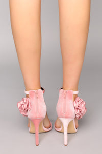 Do Right Heel - Blush