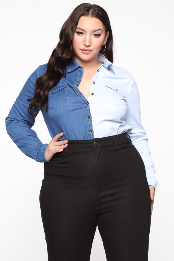 b53fc6f678f5d Plus Size Women's Clothing - Affordable Shopping Online