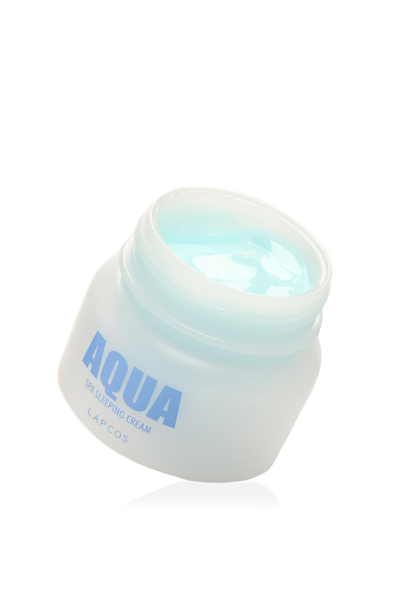 LAPCOS Hydrating Sleeping Cream - AQUA