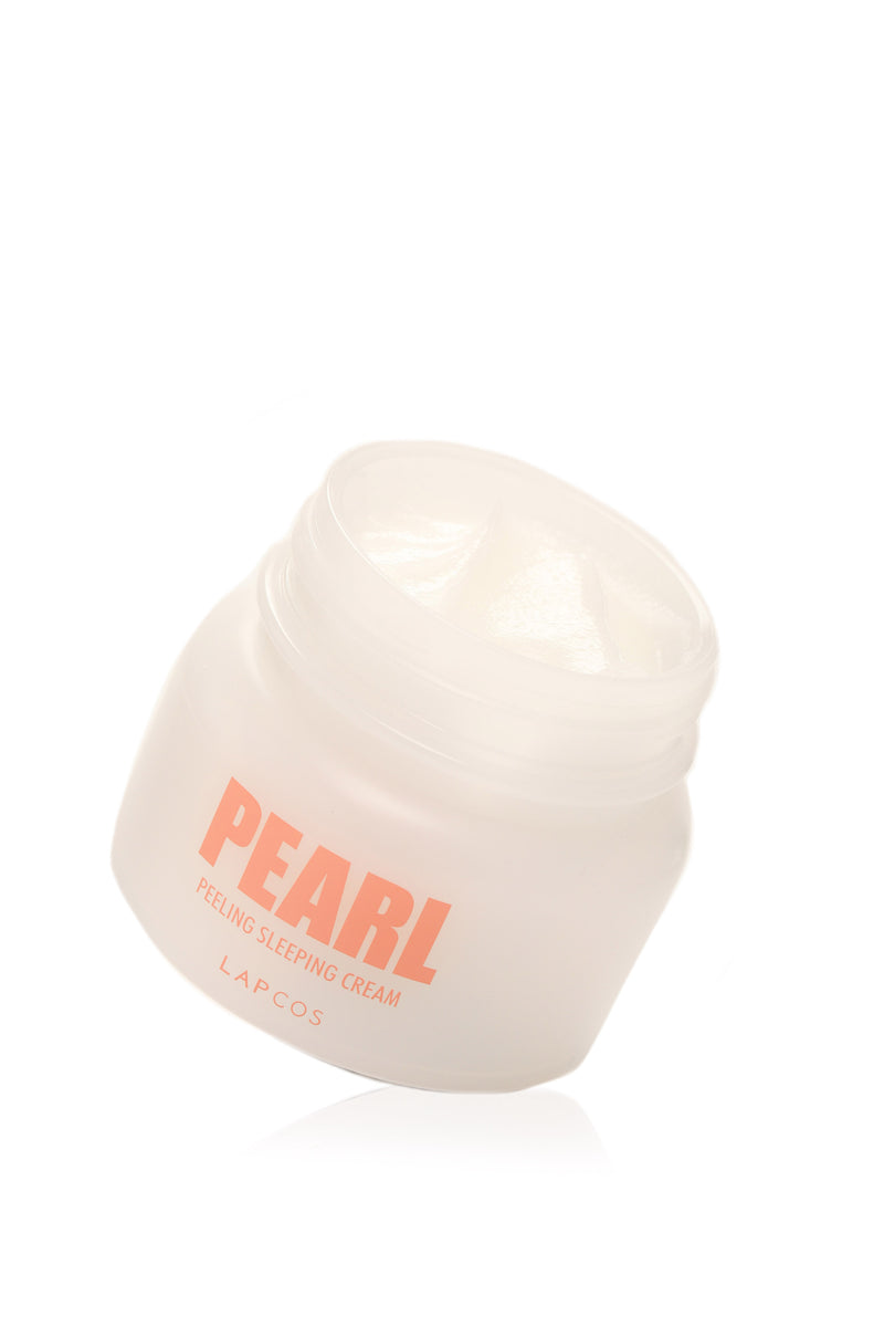 LAPCOS Brightening Sleeping Cream - PEARL