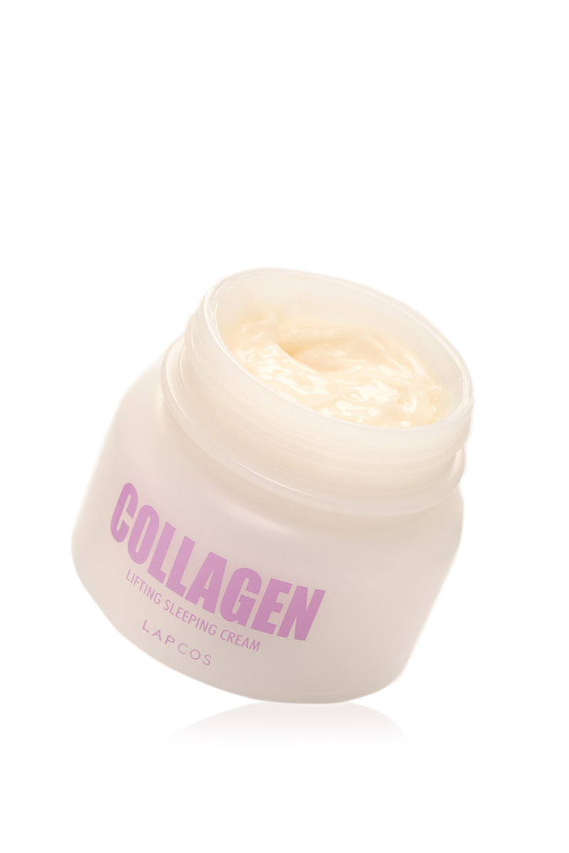 LAPCOS Collagen Sleeping Cream - Lifting