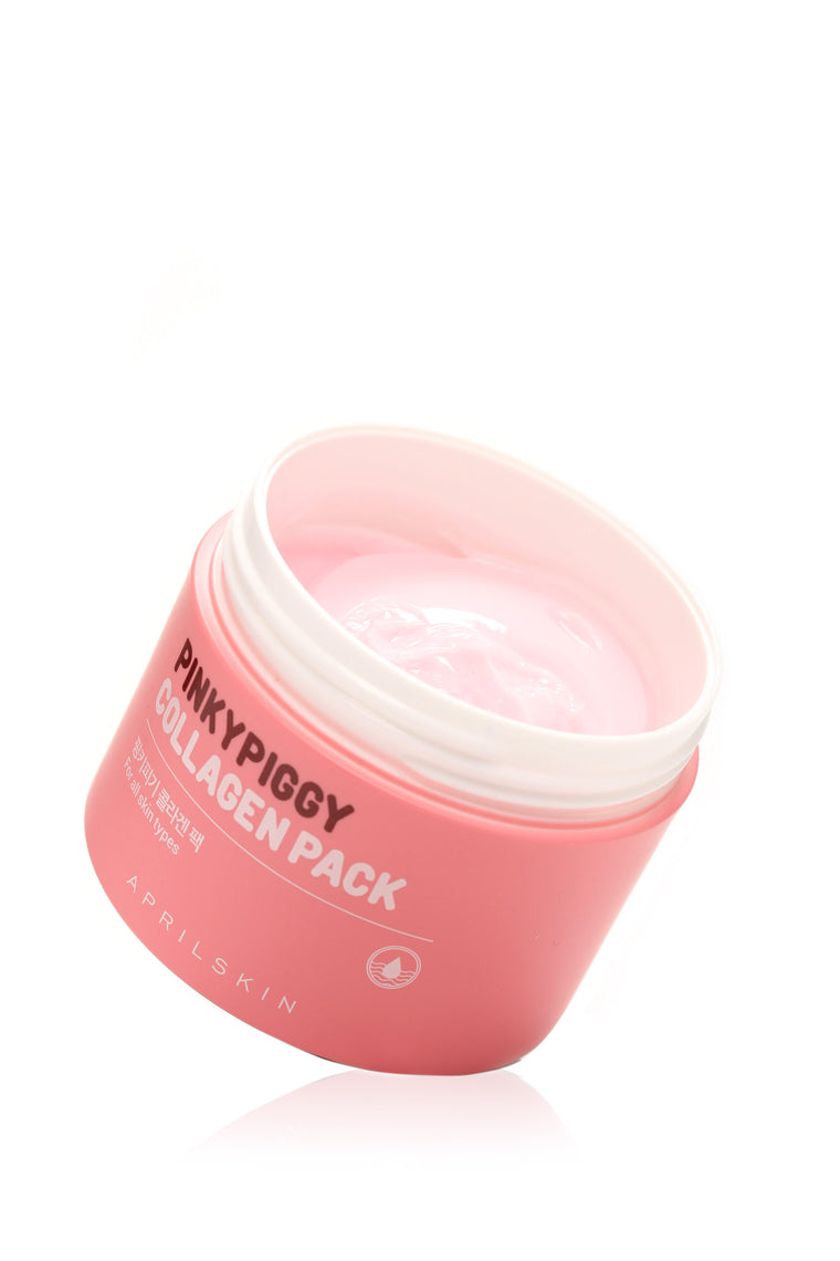 April Skin Pinky Piggy Collagen Pack - Pink