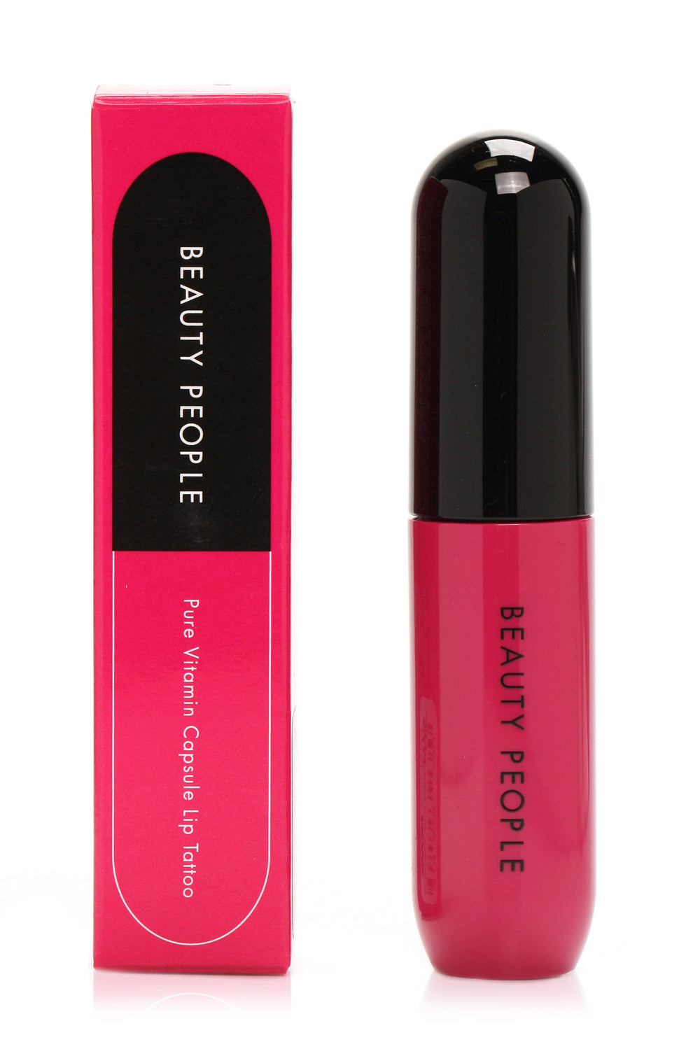 Beauty People Pure Vitamin Capsule Lip Tattoo - Cherry
