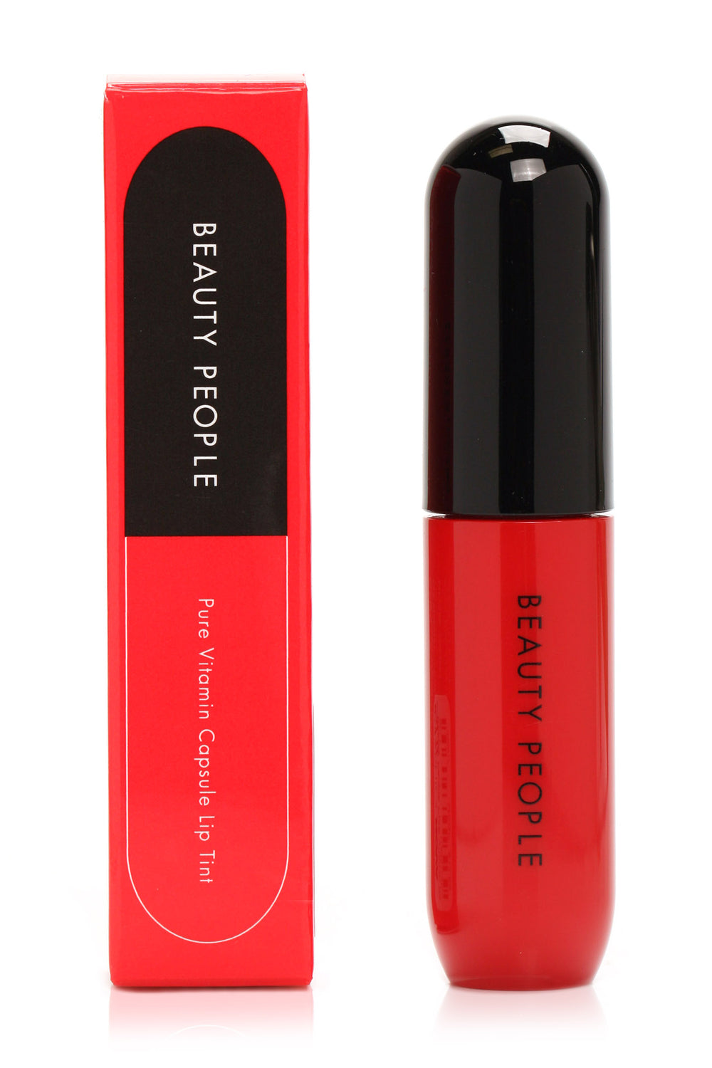 Beauty People Pure Vitamin Capsule Lip Tattoo - Tomato