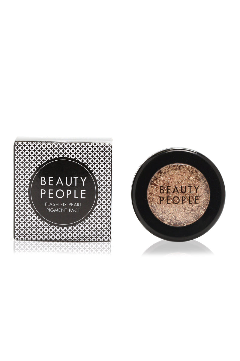 Beauty People Pearl Pigment Pact - Moon Light