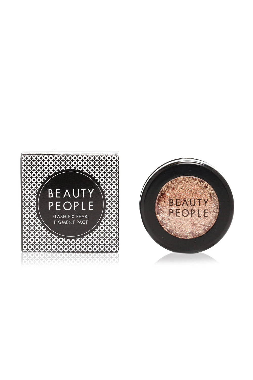 Beauty People Pearl Pigment Pact - Glow Light