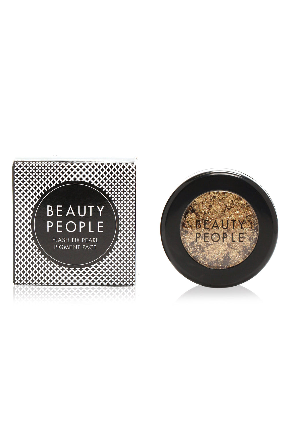 Beauty People Pearl Pigment Pact - Romantic Light