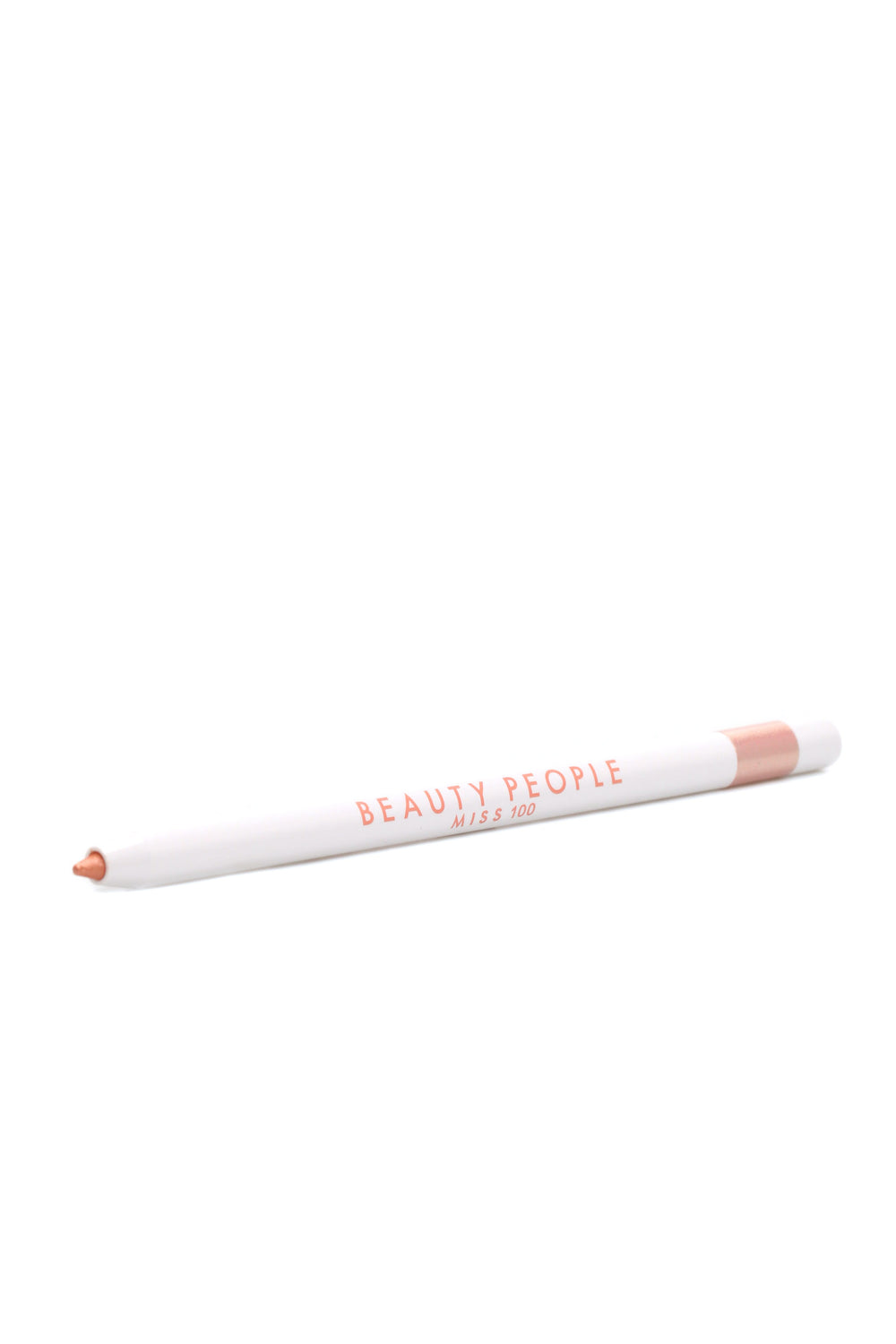 Beauty People Super Waterproof Gel Liner - Glimmer Coral