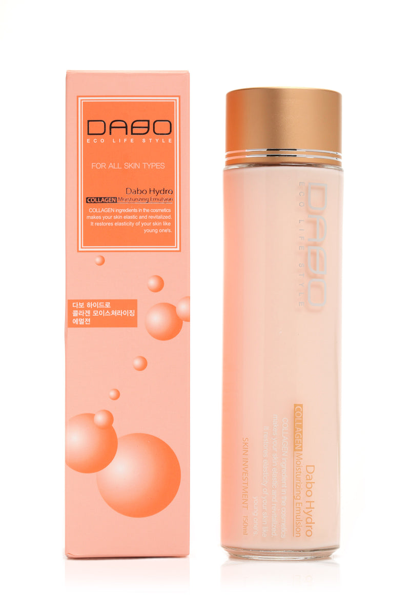 Dabo Hydro Collagen Moisturizing Emulsion - White