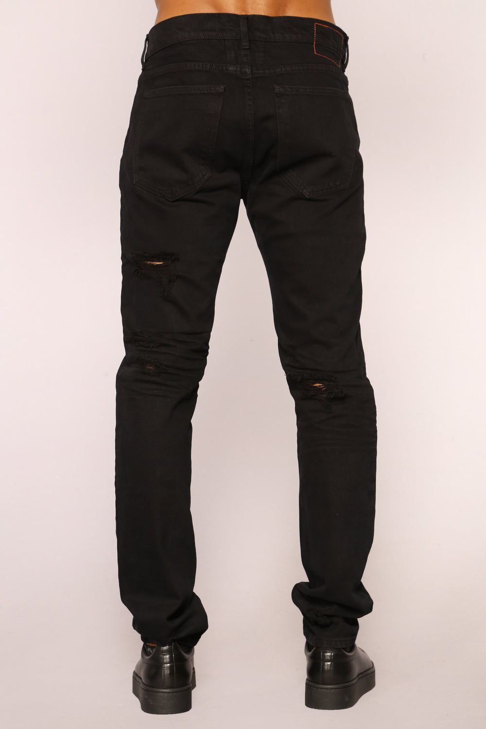 Jiggy Slim Jeans - Black