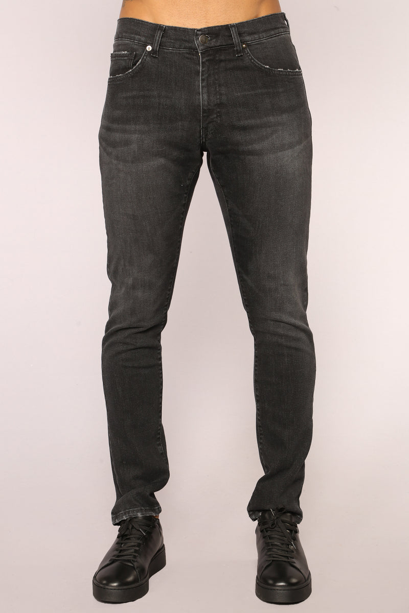 Bedder Slim Jeans - Black