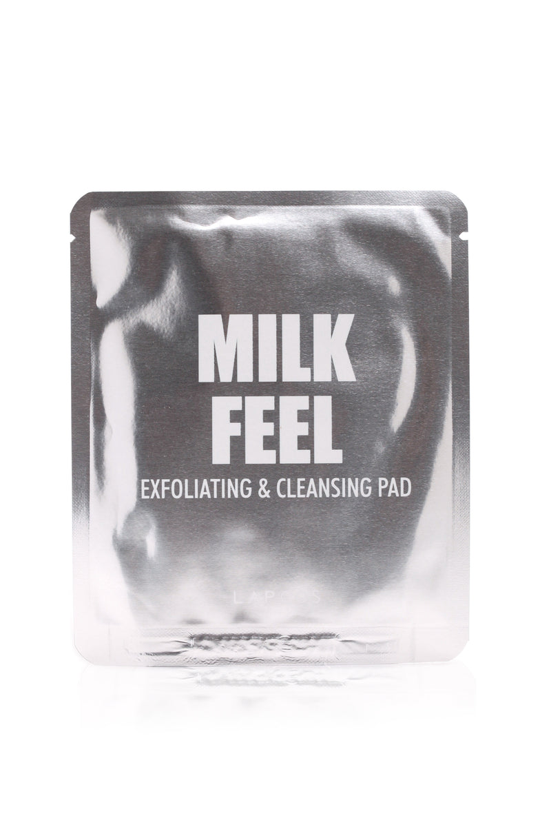 LAPCOS Milk Feel Cleansing Pads - 5pk